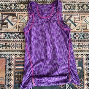 Athleta Purple Tank Top - XXS